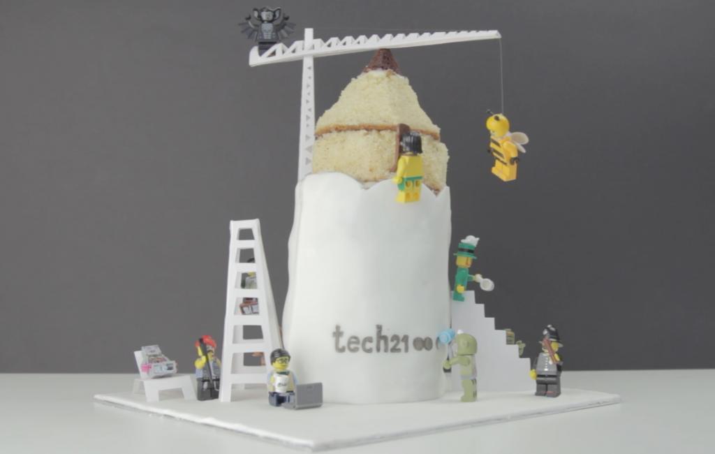 Bake Off – Tech21
