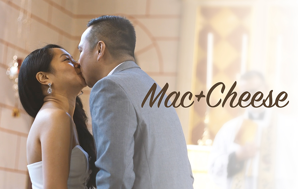 Mac & Charles' Wedding