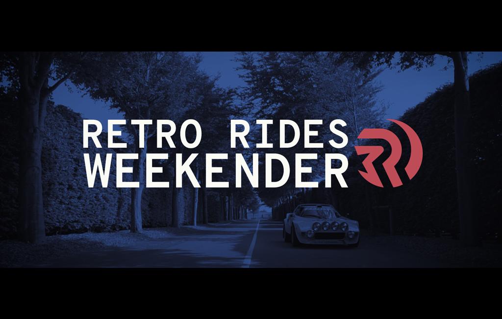 Retro Rides Weekender 2019