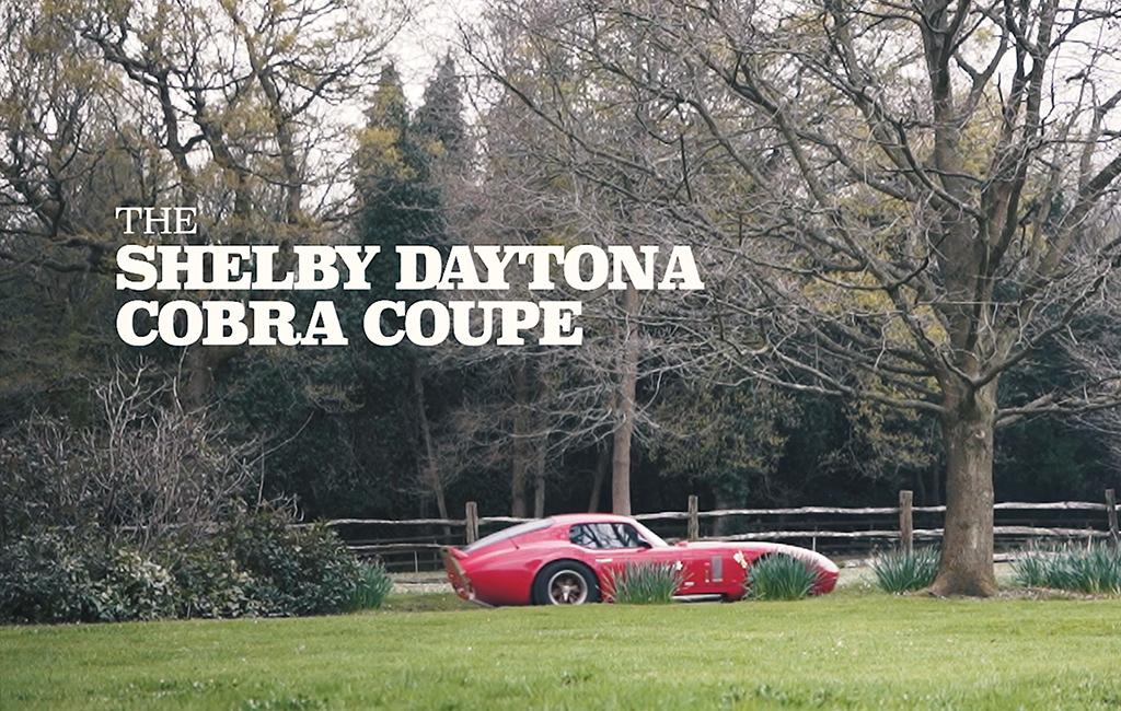 The Shelby Daytona Coupe