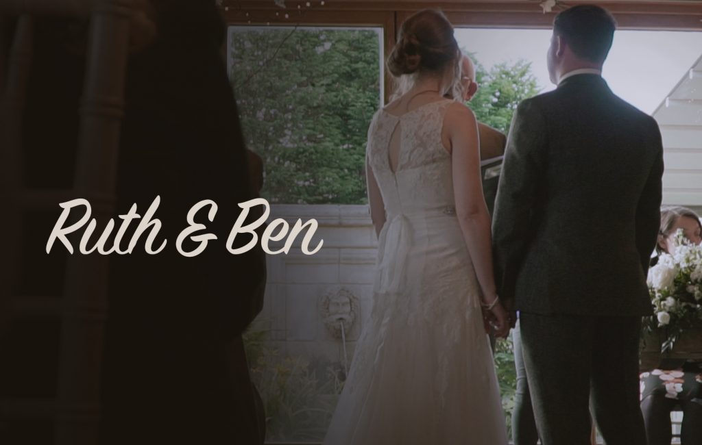 Ruth & Ben's Wedding